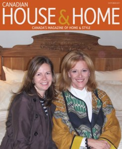 SET For Design's 1st House & Home cover