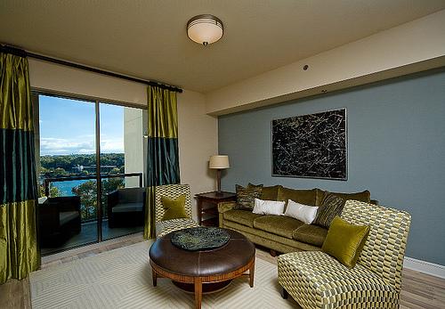 Art deco set for design - Art deco living room ...