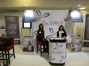 CDECA booth