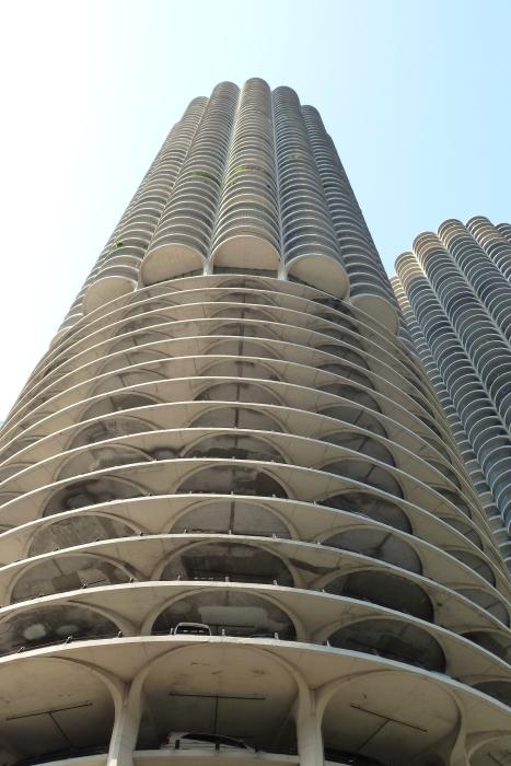 Corncobs building