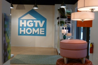 HGTV Home Pop-up Store