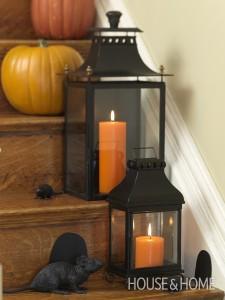 Black&Orange Stairwell